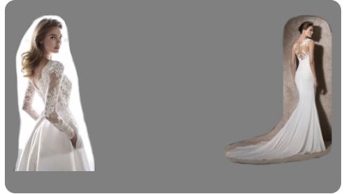 6f03009c Evabrud | Selskapskjoler og Brudesalong