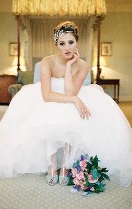 brudekjoletenke